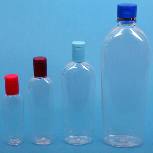 PET Flat Bottle